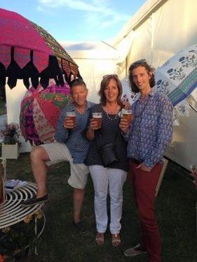 Hampton Court Flower Show - Preview Evening