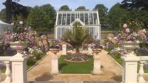 Hampton Court Flower Show - Garden Designs