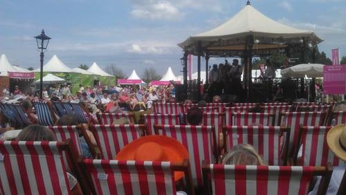 Hampton Court Flower Show - Bandstand