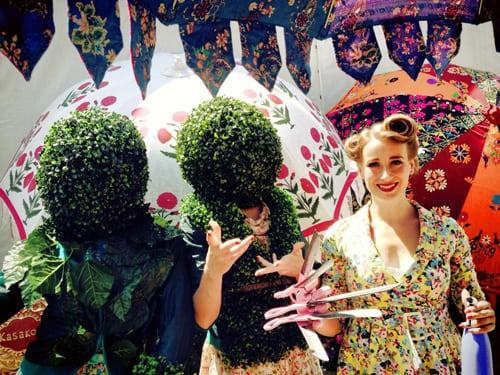 Hampton Court Palace Flower Show - Hampton Court Palace - Kitchnsync