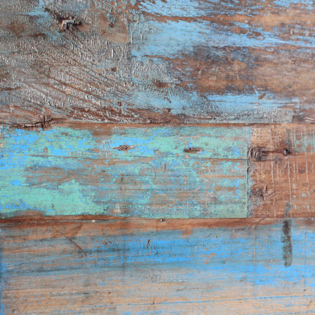 Painted Wooden Bench Kasakosa Home Decor. Full resolution  snapshot, nominally Width 1024 Height 1024 pixels, snapshot with #2E739D.