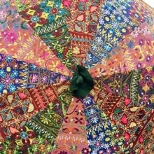 Indian Summer Embroidered Parasol – Dolma