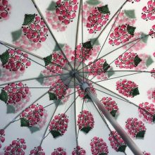 Indian Summer Garden Parasol – Pink Petals