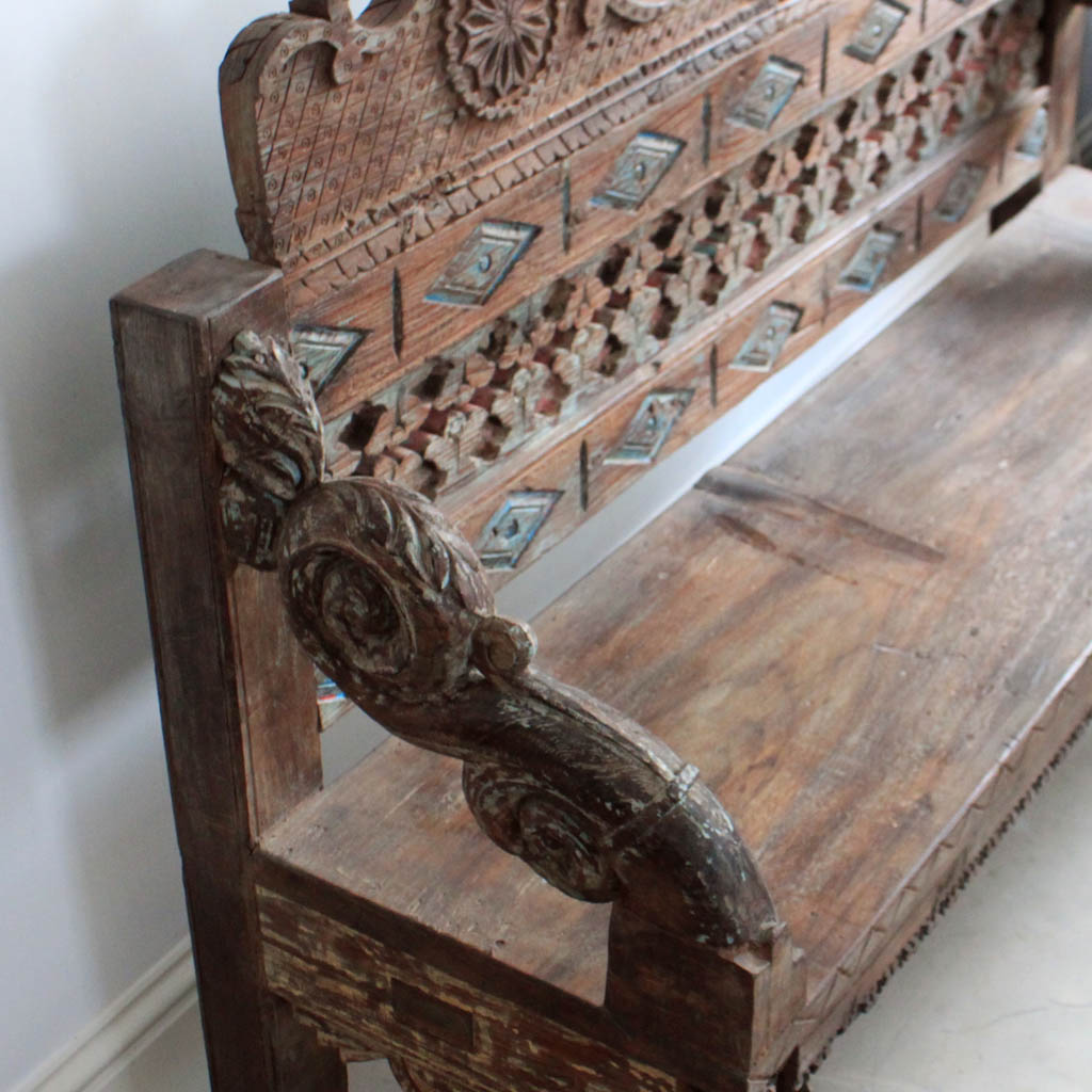 Indian Wooden Furniture Bed