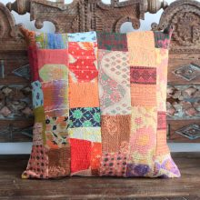 Kantha Cushion - Nishta