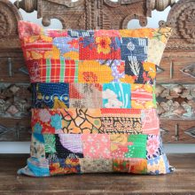 Kantha Cushion - Harshini