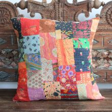 Kantha Cushion - Abha