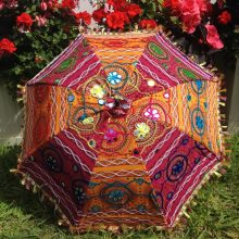 Handheld Indian parasol – special offer