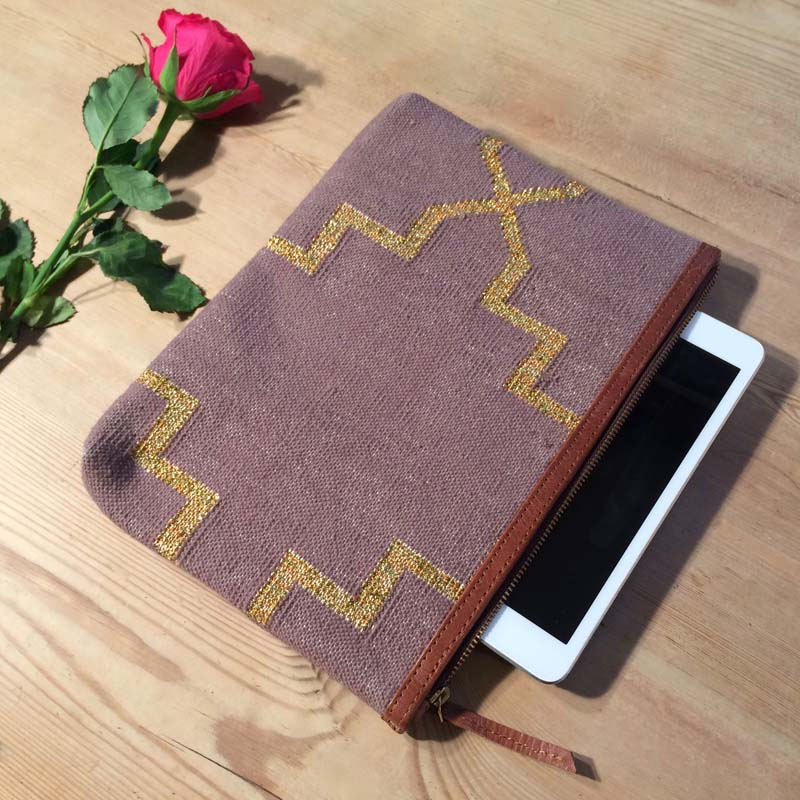 Boho ipad case / tablet cover