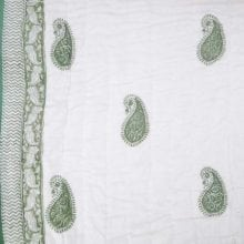 Quilted Cotton Eiderdown – Double Bedspread