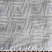 Concentric square Baby Blankets – Hand blocked Muslin Dohar