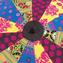Indian Summer Embroidered Parasol – Devak