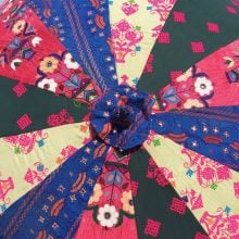 Indian Summer Embroidered Parasol – Gori