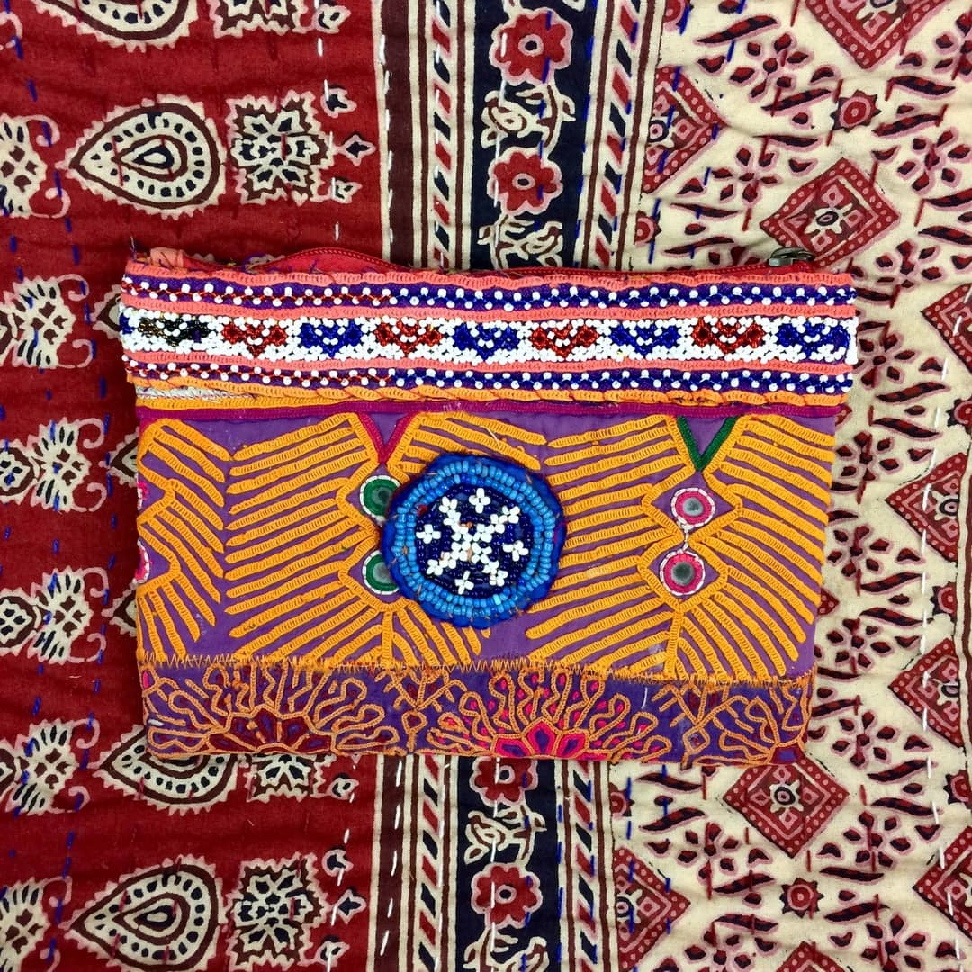 Afghani Clutch Bag